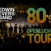 Edwin Evers Band 80er Jahre Open Air Tour